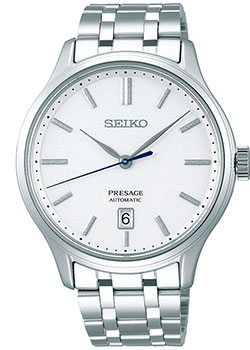 Японские наручные  мужские часы Seiko SRPD39J1. Коллекция Presage.