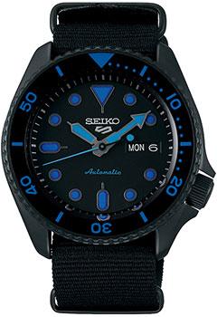 Японские наручные мужские часы Seiko SRPD81K1. Коллекция Seiko 5 Sports фото