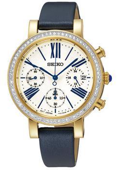 Японские наручные  женские часы Seiko SRW016P1. Коллекция Conceptual Series Dress