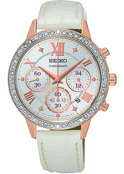 Японские наручные  женские часы Seiko SRW842P1. Коллекция Conceptual Series Dress