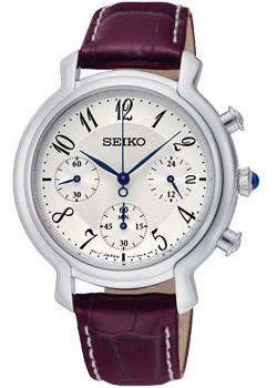 Японские наручные  женские часы Seiko SRW875P2. Коллекция Conceptual Series Dress