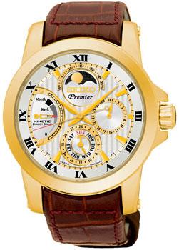 Японские наручные мужские часы Seiko SRX014P1. Коллекция Premier фото