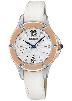 Японские наручные  женские часы Seiko SRZ422P2. Коллекция Conceptual Series Dress