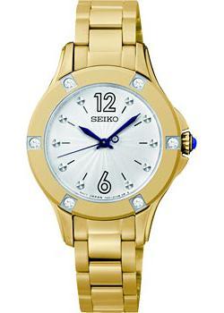 Японские наручные  женские часы Seiko SRZ424P1. Коллекция Conceptual Series Dress
