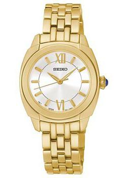 Японские наручные  женские часы Seiko SRZ428P1. Коллекция Conceptual Series Dress