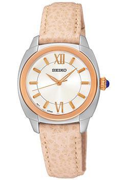 Японские наручные  женские часы Seiko SRZ430P1. Коллекция Conceptual Series Dress
