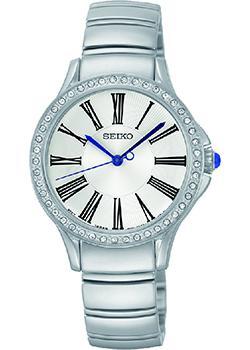 Японские наручные  женские часы Seiko SRZ441P1. Коллекция Conceptual Series Dress