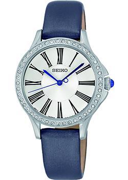 Японские наручные  женские часы Seiko SRZ441P2. Коллекция Conceptual Series Dress