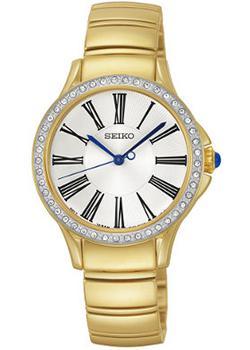 Японские наручные  женские часы Seiko SRZ442P1. Коллекция Conceptual Series Dress