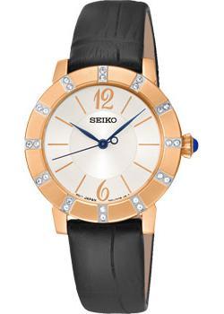 Японские наручные  женские часы Seiko SRZ456P1. Коллекци Conceptual Series Dress