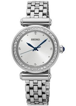 Японские наручные  женские часы Seiko SRZ465P1. Коллекция Conceptual Series Dress