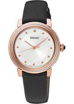 Японские наручные  женские часы Seiko SRZ484P1. Коллекция Conceptual Series Dress