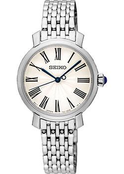 Японские наручные женские часы Seiko SRZ495P1. Коллекция Conceptual Series Dress фото