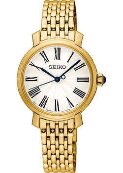 Японские наручные  женские часы Seiko SRZ498P1. Коллекция Conceptual Series Dress