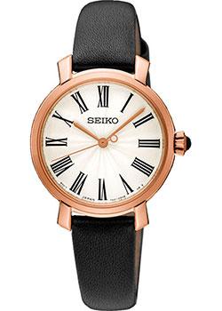 Японские наручные  женские часы Seiko SRZ500P1. Коллекция Conceptual Series Dress