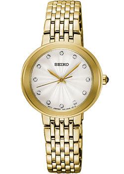 Японские наручные  женские часы Seiko SRZ504P1. Коллекция Conceptual Series Dress