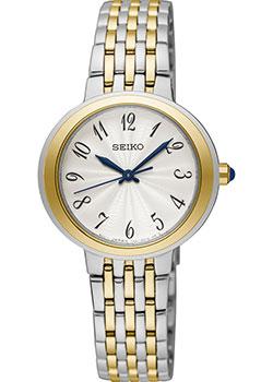 Японские наручные  женские часы Seiko SRZ506P1. Коллекция Conceptual Series Dress