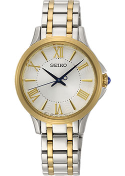Японские наручные женские часы Seiko SRZ526P1. Коллекция Conceptual Series Dress фото