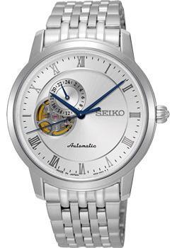 Японские наручные  мужские часы Seiko SSA267J1. Коллекци Presage