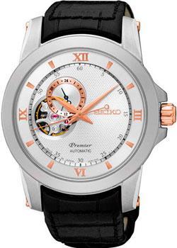 Японские наручные  мужские часы Seiko SSA322J1. Коллекци Premier
