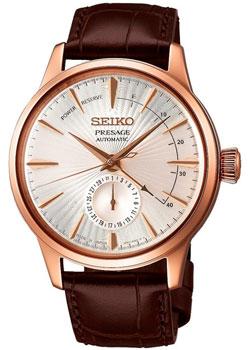Японские наручные мужские часы Seiko SSA346J1. Коллекция Presage фото