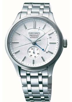 Японские наручные  мужские часы Seiko SSA395J1. Коллекция Presage.