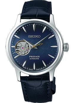 Японские наручные женские часы Seiko SSA785J1. Коллекция Presage фото