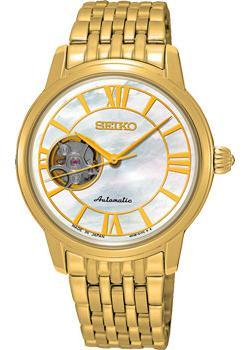 Японские наручные  женские часы Seiko SSA850J1. Коллекция Presage