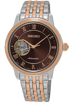 Японские наручные  женские часы Seiko SSA852J1. Коллекция Presage