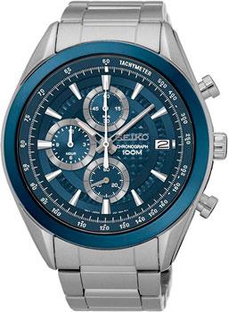 Японские наручные  мужские часы Seiko SSB177P1. Коллекци Conceptual Series Sports
