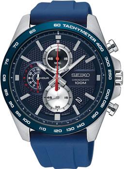 Японские наручные мужские часы Seiko SSB289P1. Коллекция Conceptual Series Sports фото