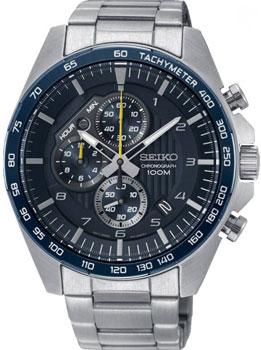 Японские наручные  мужские часы Seiko SSB321P1. Коллекция Conceptual Series Sports.