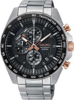 Японские наручные  мужские часы Seiko SSB323P1. Коллекция Conceptual Series Sports.