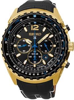 Японские наручные  мужские часы Seiko SSC264P1. Коллекци Prospex