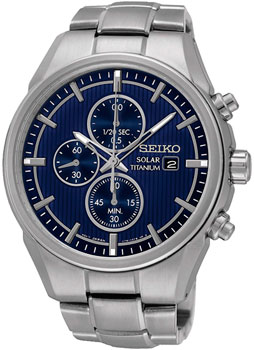 Японские наручные  мужские часы Seiko SSC365P1. Коллекция Conceptual Series Sports.