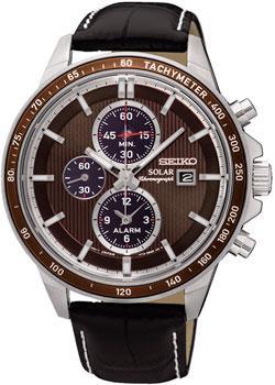 Купить Японские наручные мужские часы Seiko SSC503P1. Коллекция Conceptual Series Sports