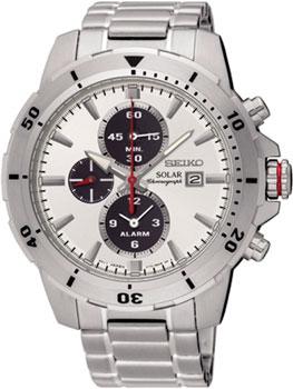 Японские наручные  мужские часы Seiko SSC553P1. Коллекци Conceptual Series Sports
