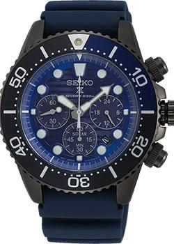 Японские наручные мужские часы Seiko SSC701P1. Коллекция Prospex фото