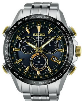 Японские наручные мужские часы Seiko SSE007J1. Коллекция Astron