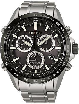 Японские наручные мужские часы Seiko SSE011J1. Коллекция Astron