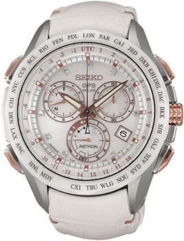Японские наручные  женские часы Seiko SSE021J1. Коллекция Astron