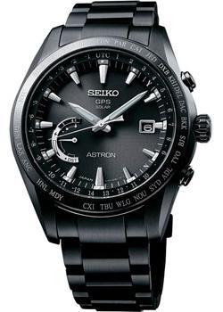 Японские наручные мужские часы Seiko SSE089J1. Коллекция Astron фото
