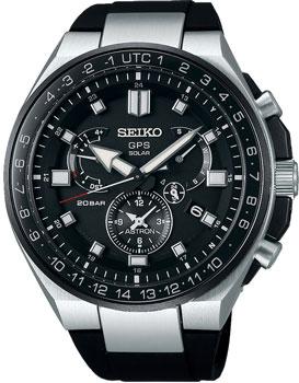 Японские наручные мужские часы Seiko SSE169J1. Коллекция ASTRON фото
