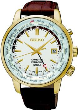 Японские наручные  мужские часы Seiko SUN070P1. Коллекци Conceptual Series Dress