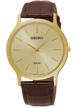 Японские наручные  мужские часы Seiko SUP870P1. Коллекция Conceptual Series Dress.