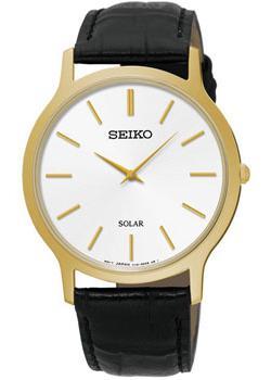 Японские наручные  мужские часы Seiko SUP872P1. Коллекция Conceptual Series Dress.