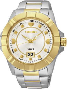 Японские наручные мужские часы Seiko SUR134P1. Коллекция SEIKO LORD фото
