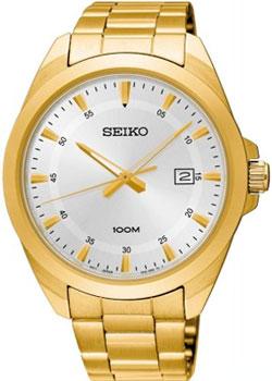 Японские наручные  мужские часы Seiko SUR212P1. Коллекци Promo