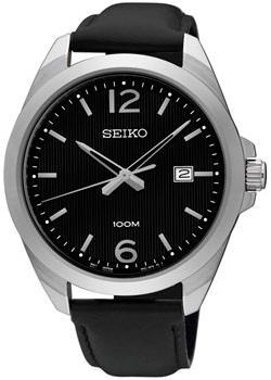 Японские наручные  мужские часы Seiko SUR215P1. Коллекци Promo