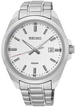 Японские наручные мужские часы Seiko SUR273P1. Коллекция Promo фото